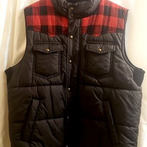 Womens puff Insulated Vest